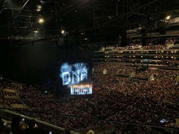 Staples Center, Abschnitt: 315, Reihe: 6, Platz: 1