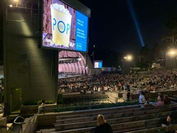 Hollywood Bowl, Abschnitt: K3, Reihe: 9, Platz: 37