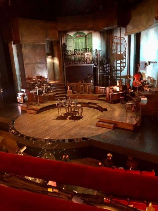Walter Kerr Theatre, Abschnitt: Mezzanine R, Reihe: A, Platz: 12