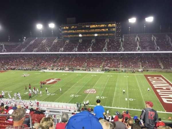 Stanford Stadium, Abschnitt: 230