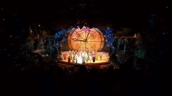 Gershwin Theatre, Abschnitt: Rear Mezzanine C, Reihe: F, Platz: 114