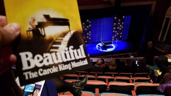 National Theatre (DC), Abschnitt: Balcony L, Reihe: H, Platz: 15