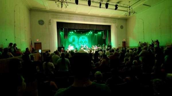 Maryland Hall For Creative arts, Abschnitt: orchestra, Reihe: N, Platz: 120