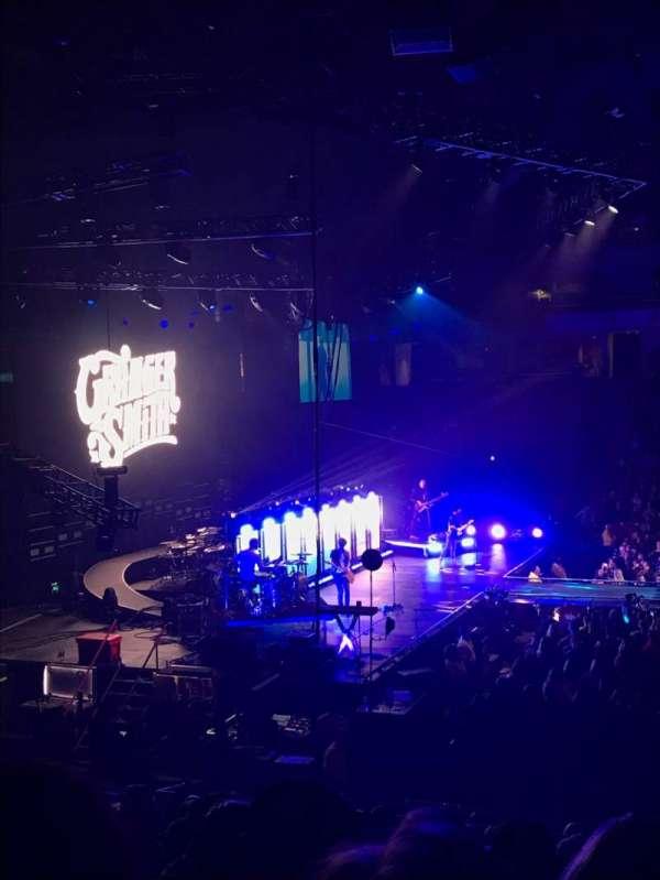 SNHU Arena, Abschnitt: 108, Reihe: R, Platz: 7/8