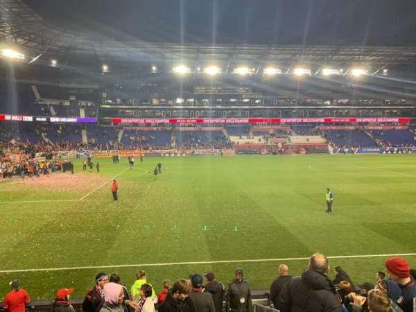 Red Bull Arena, Abschnitt: 128, Reihe: 9, Platz: 1