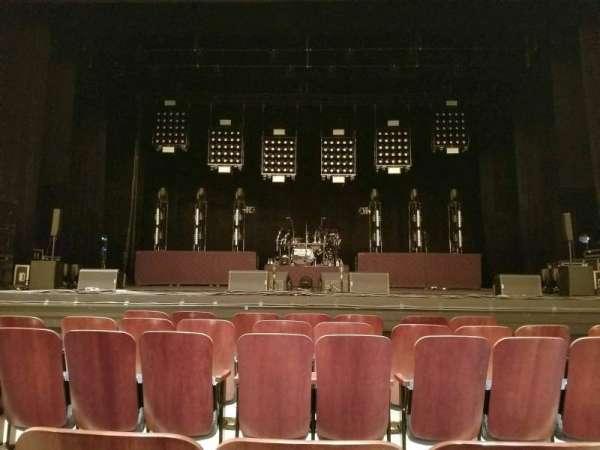 Bloomington Center For The Performing Arts, Abschnitt: Main, Reihe: C, Platz: 108