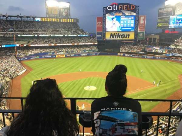 Citi Field, Abschnitt: 413, Reihe: 2, Platz: 6