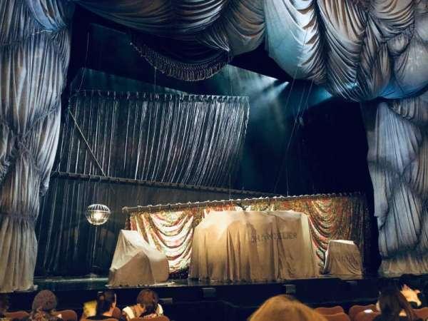 Majestic Theatre, Abschnitt: Orchestra L, Reihe: E, Platz: 5