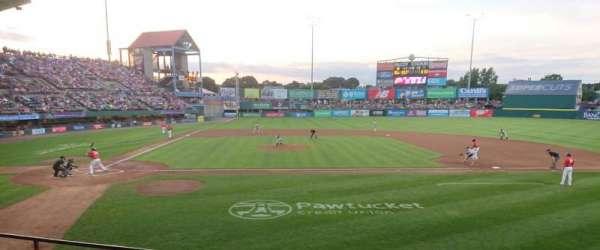McCoy Stadium, Abschnitt: 3, Reihe: E, Platz: 17