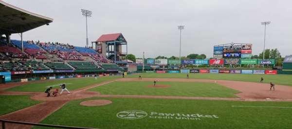 McCoy Stadium, Abschnitt: 3, Reihe: D, Platz: 11