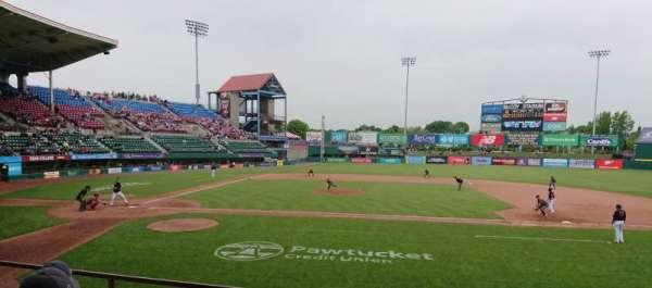 McCoy Stadium, Abschnitt: 3, Reihe: D, Platz: 6