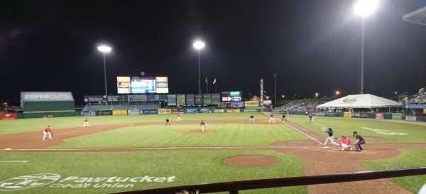 McCoy Stadium, Abschnitt: 9, Reihe: B, Platz: 6