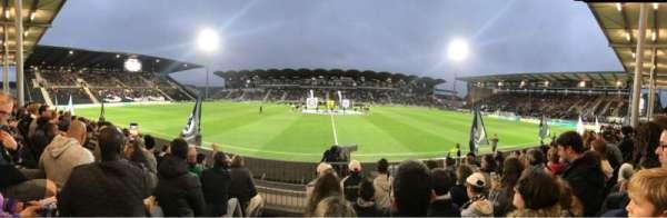 Stade Raymond Kopa, Abschnitt: Saint leonard Centrale, Reihe: F, Platz: 28