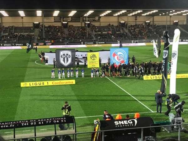 Stade Raymond Kopa, Abschnitt: Jean Bouin, Reihe: N, Platz: 1