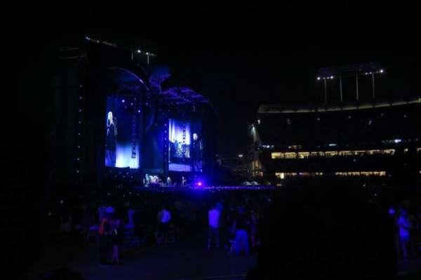 Dodger Stadium, Abschnitt: 47FD, Reihe: D, Platz: 5