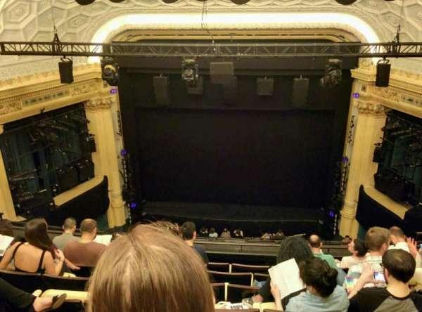 Hudson Theatre, Abschnitt: Balcony C, Reihe: G, Platz: 112