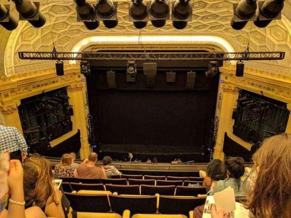 Hudson Theatre, Abschnitt: Balcony C, Reihe: G, Platz: 113
