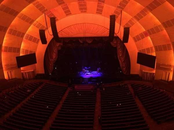 Radio City Music Hall, Abschnitt: 3RD Mezzanine 3, Reihe: B, Platz: 313
