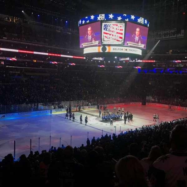Staples Center, Abschnitt: PR8, Reihe: 7, Platz: 10