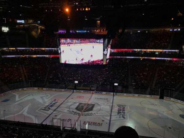 T-Mobile Arena, Abschnitt: 223, Reihe: J, Platz: 14