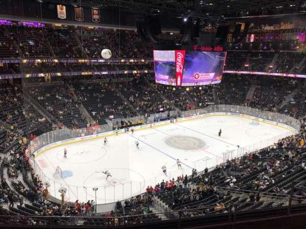 T-Mobile Arena, Abschnitt: 219, Reihe: E, Platz: 8