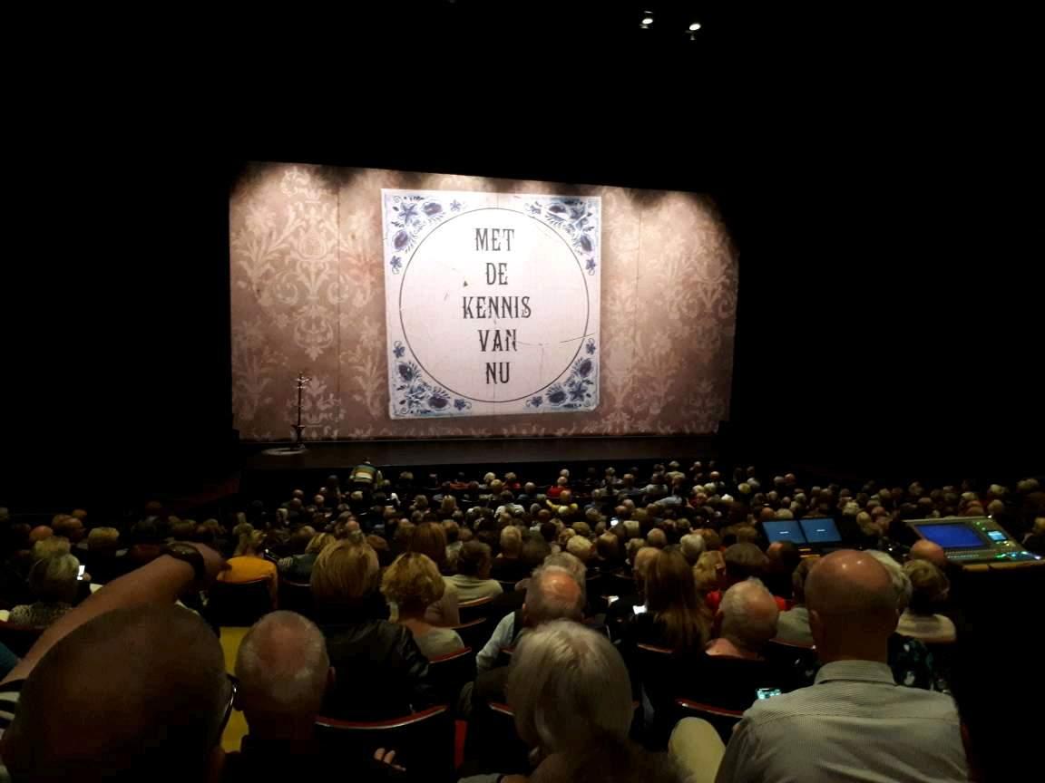 Parktheater Eindhoven Abschnitt Grote Zaal Reihe 16 Platz 16