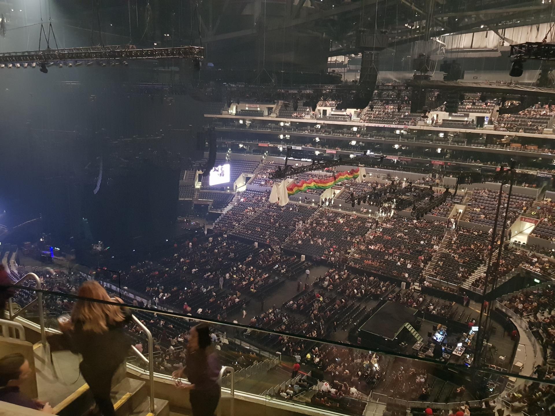Staples Center Bereich 315 Reihe 6 Platz 18