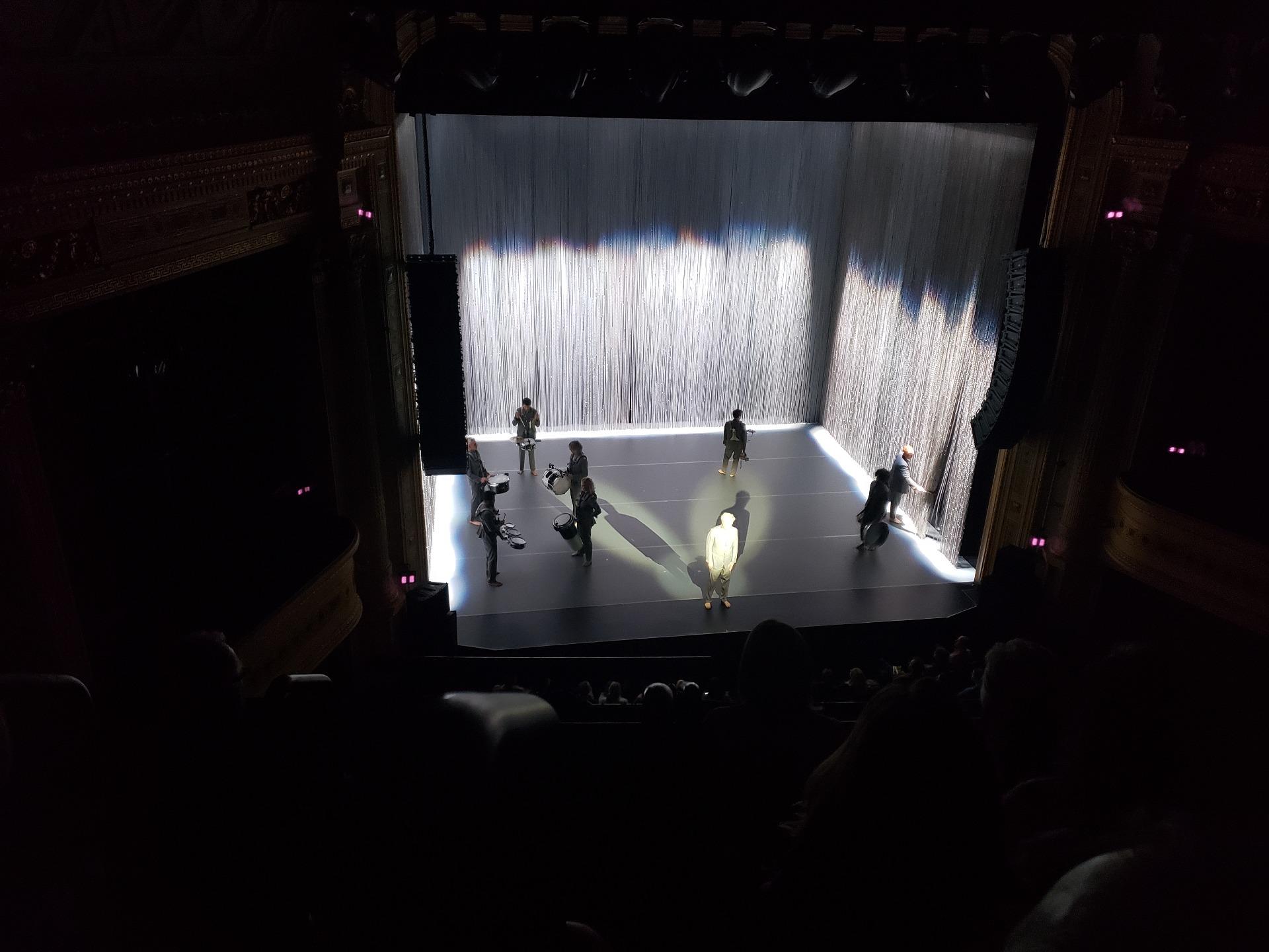 Hudson Theatre Abschnitt Balcony C Reihe D Platz 101