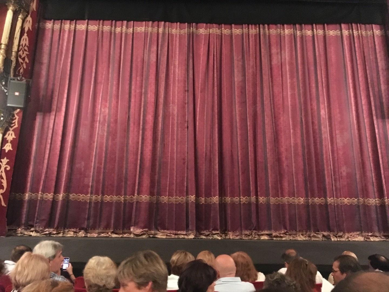 Teatro Liceo Abschnitt Main Reihe 6 Platz 8