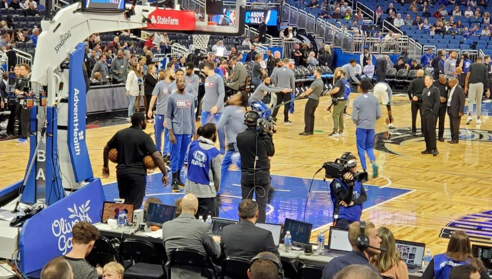 Amway Center,
