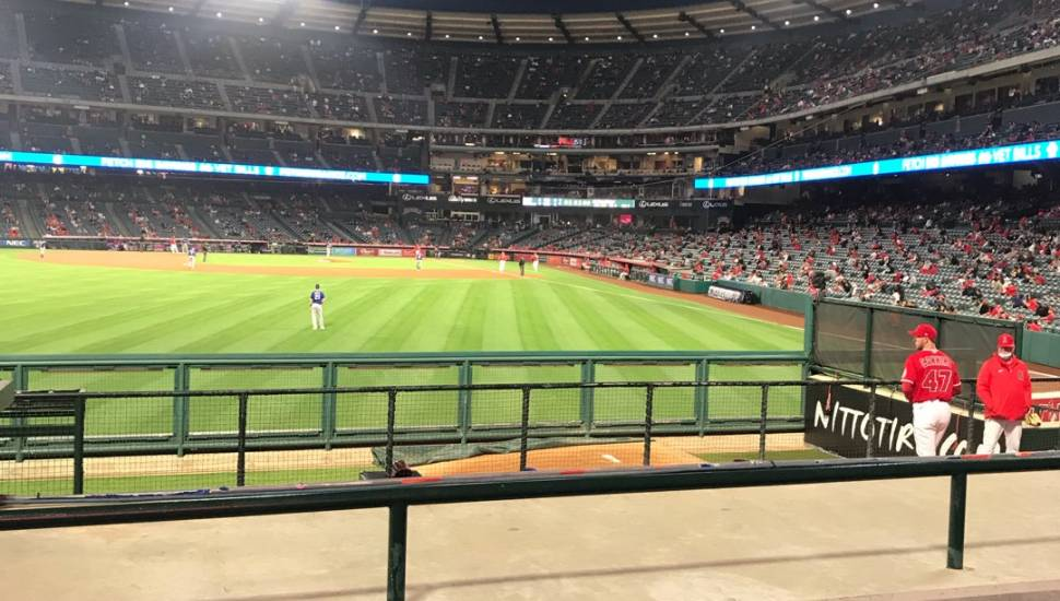 Angel Stadium,