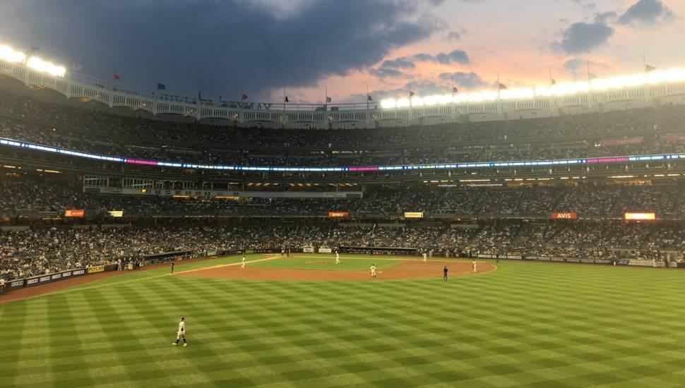 Yankee Stadium,  Abschnitt <strong>GA</strong>