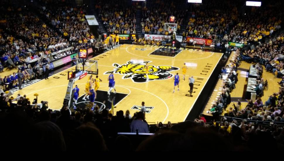 Charles Koch Arena,