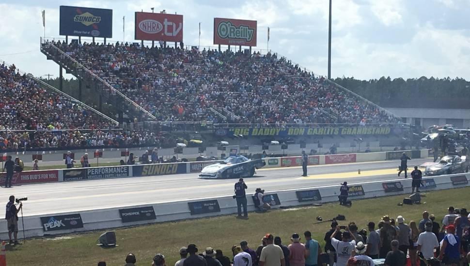 Gainesville Raceway,  Abschnitt <strong>228</strong>, Reihe <strong>8</strong>, Platz <strong>7</strong>