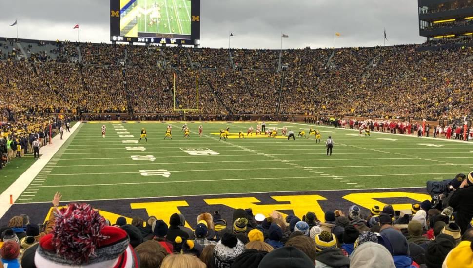 Michigan Stadium,