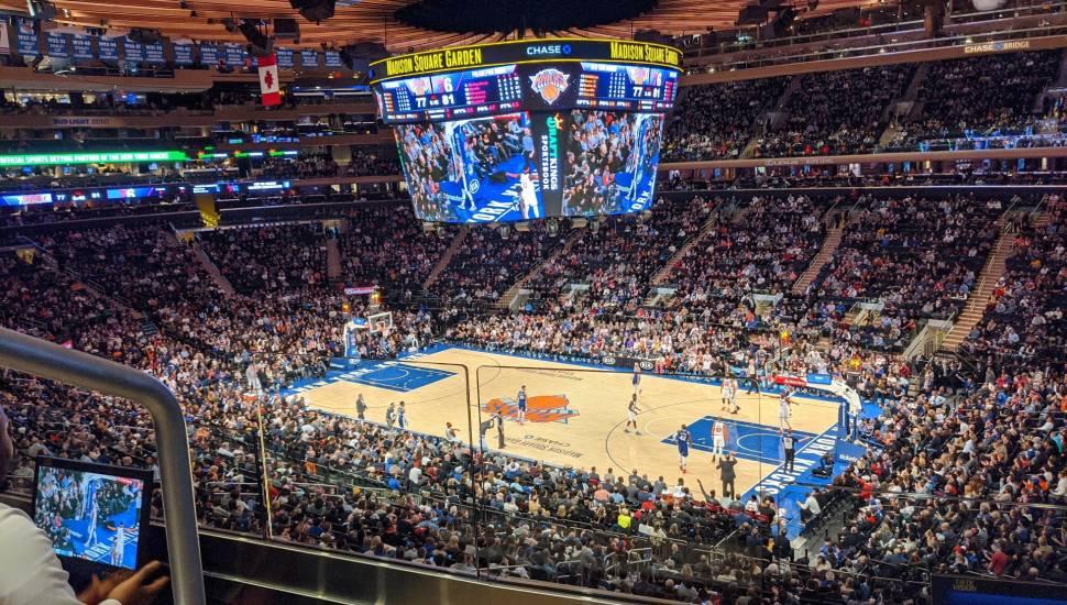 Madison Square Garden,