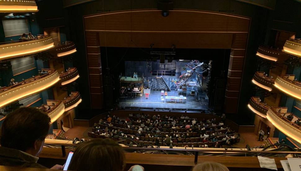 Mead Theatre at the Schuster Center,
