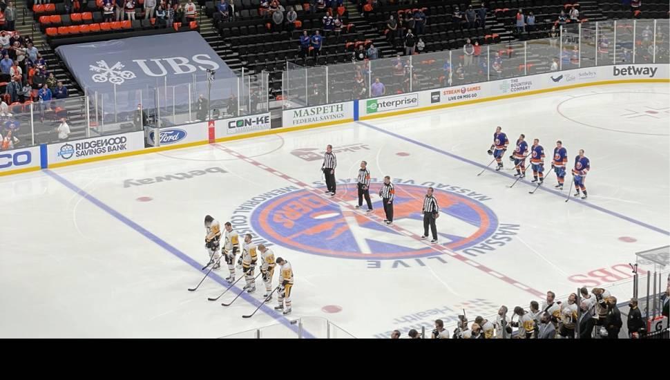 Nassau Veterans Memorial Coliseum,  Bereich <strong>243</strong>, Reihe <strong>10</strong>, Platz <strong>14</strong>