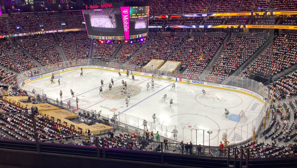 T-Mobile Arena,  Bereich <strong>11</strong>, Reihe <strong>8</strong>, Platz <strong>8</strong>