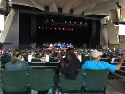Saratoga Performing Arts Center, Abschnitt: 19, Reihe: AA, Platz: 7