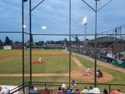 Rawhide Ballpark, Abschnitt: 208, Reihe: J, Platz: 8