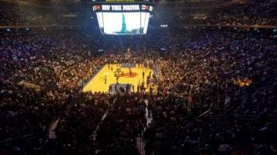 Madison Square Garden, Abschnitt: 204LWC, Reihe: 1, Platz: 32