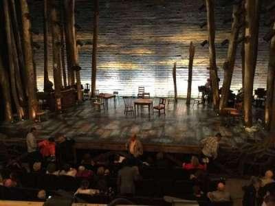 Gerald Schoenfeld Theatre, Abschnitt: Center Mezzanine, Reihe: A, Platz: 112