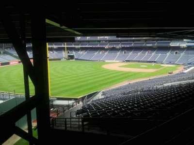 Turner Field, Abschnitt: 328L, Reihe: 6, Platz: 101