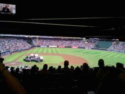 Turner Field, Abschnitt: 311L, Reihe: 9, Platz: 101