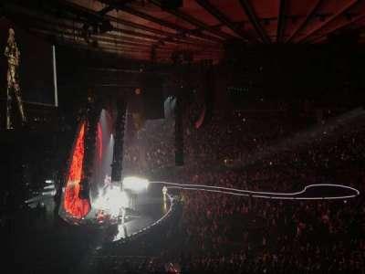 Madison Square Garden, Abschnitt: 222, Reihe: 4, Platz: 14