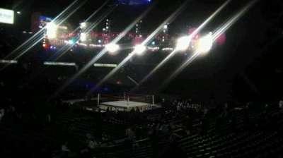 Allstate Arena, Abschnitt: 113, Reihe: S, Platz: 9