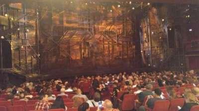 Broadway Theatre - 53rd Street, Abschnitt: Orchestra, Reihe: R, Platz: 8