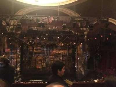Broadway Theatre - 53rd Street, Abschnitt: Rear Mezzanine, Reihe: B, Platz: 117