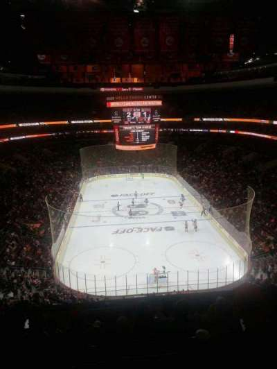 Wells Fargo Center Abschnitt 207